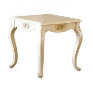 Чайный столик Милано 8801 MK-1813-IV Слоновая кость