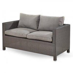 Плетеный диван S59A-W53 Brown