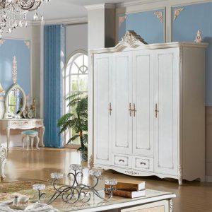 4-дверный шкаф арт.1105 Флорентина